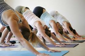 Yoga class 7